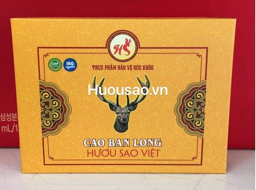 CAO BAN LONG HƯƠU SAO VIỆT